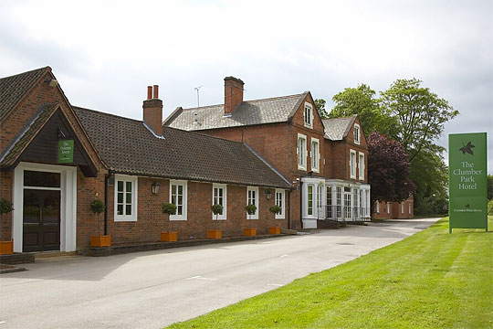 Clumber Park Hotel And Spa Spa Breaks From 163 20 00