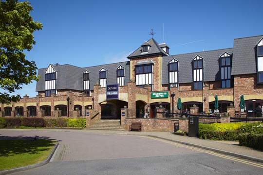 Village Hotel Blackpool Spa