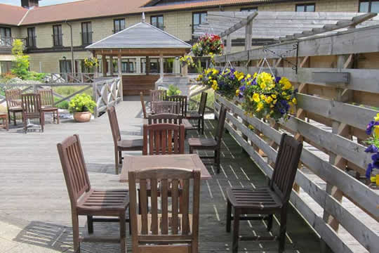 The Hampshire Court Hotel Spa Breaks From