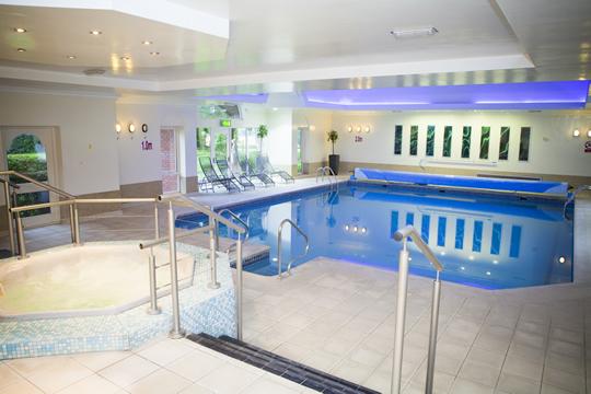 Mercure Shrewsbury Albrighton Hall Hotel And Spa Spa Breaks From