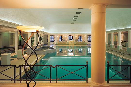 Marriott Hanbury Manor Spa Breaks From