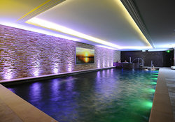 14 metre indoor swimming pool