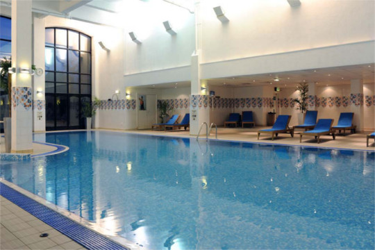 Village urban resort wirral spa breaks from for Family hotels belfast swimming pool