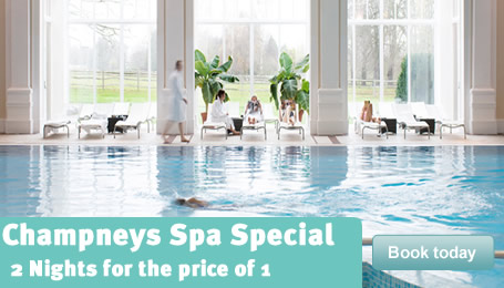 Champney's Spa: Special Offer