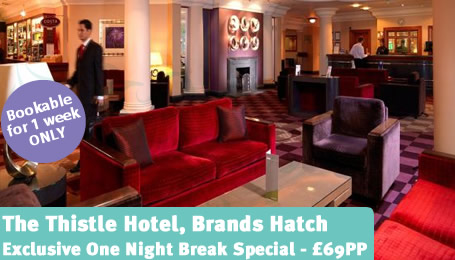 Exclusive Offer: One Night Break Special